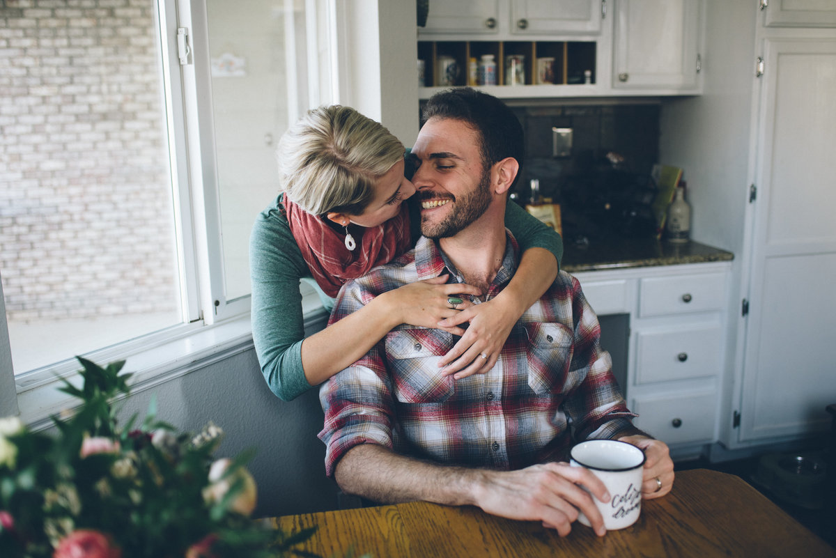 lifestyle home cozy engagement