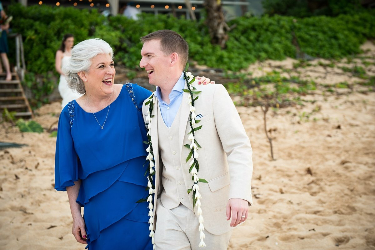 Sunset Beach Oahu Hawaii Wedding_103
