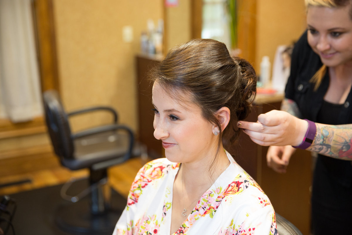 bride-getting-ready-Colorado-garden-wedding