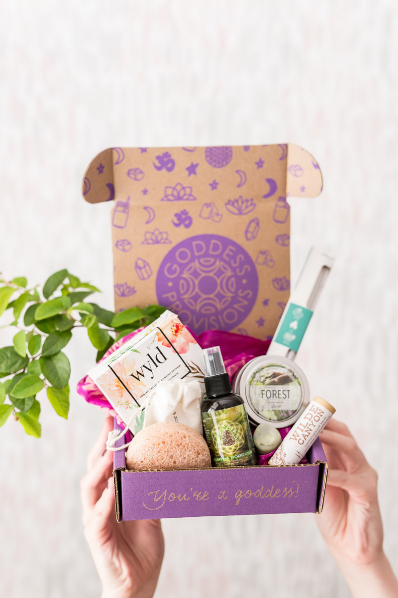 Goddess Provisions subscription box May | Brand photographer | Orlando brand photography_-6