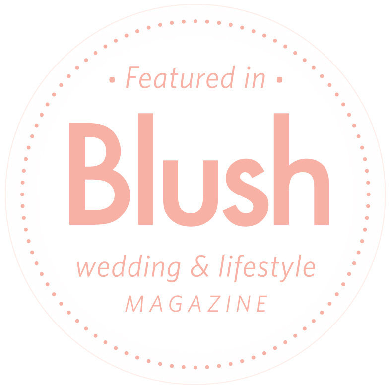 blush_badge featured in