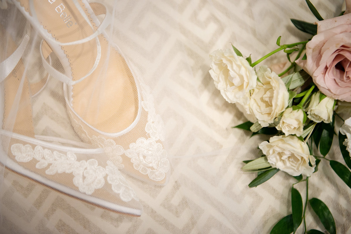 Bella Belle Bridal Wedding Shoes
