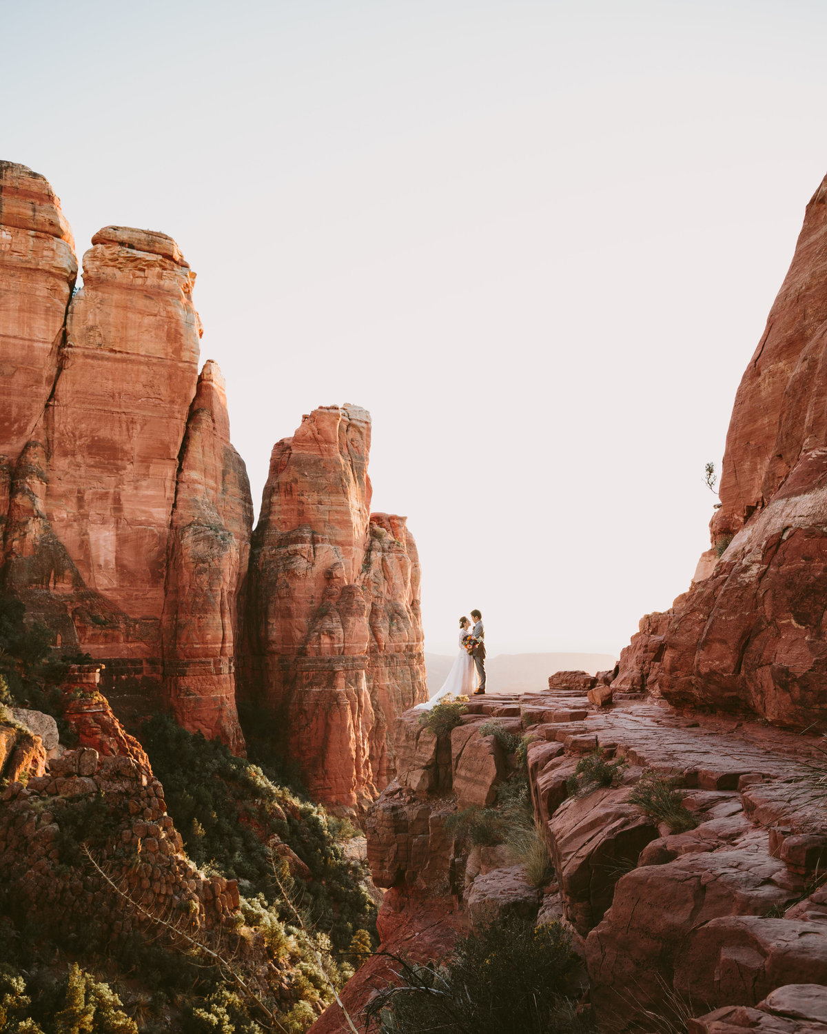 Sedona Elopement Photographer