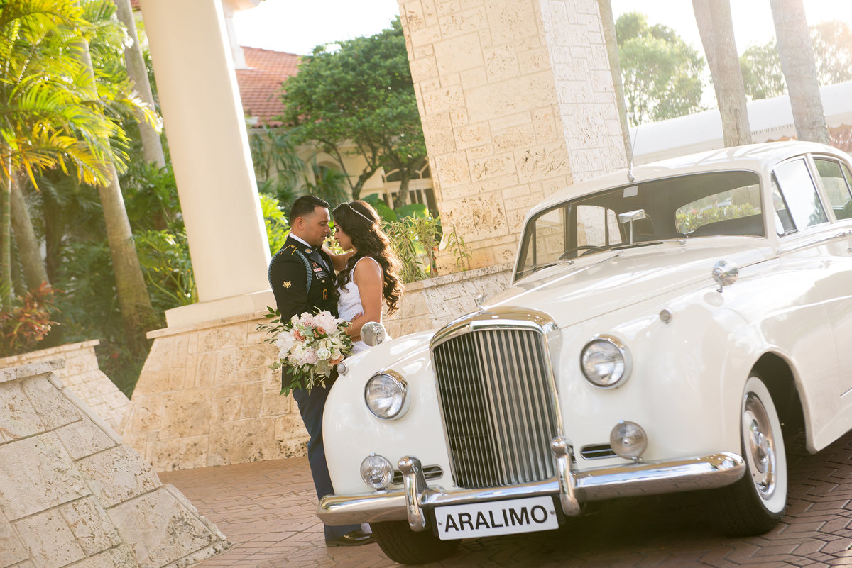 Aralimo Wedding Rolls royce