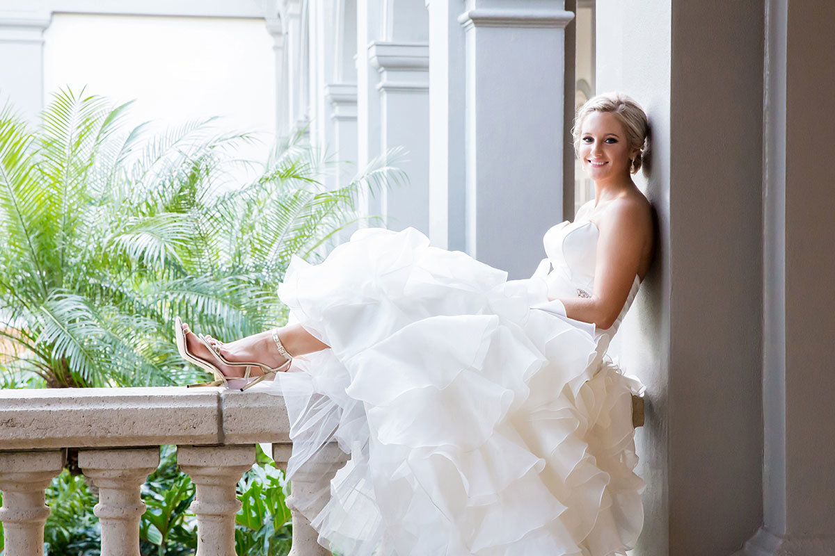 ritz carlton naples florida vanderbilt terrace bride