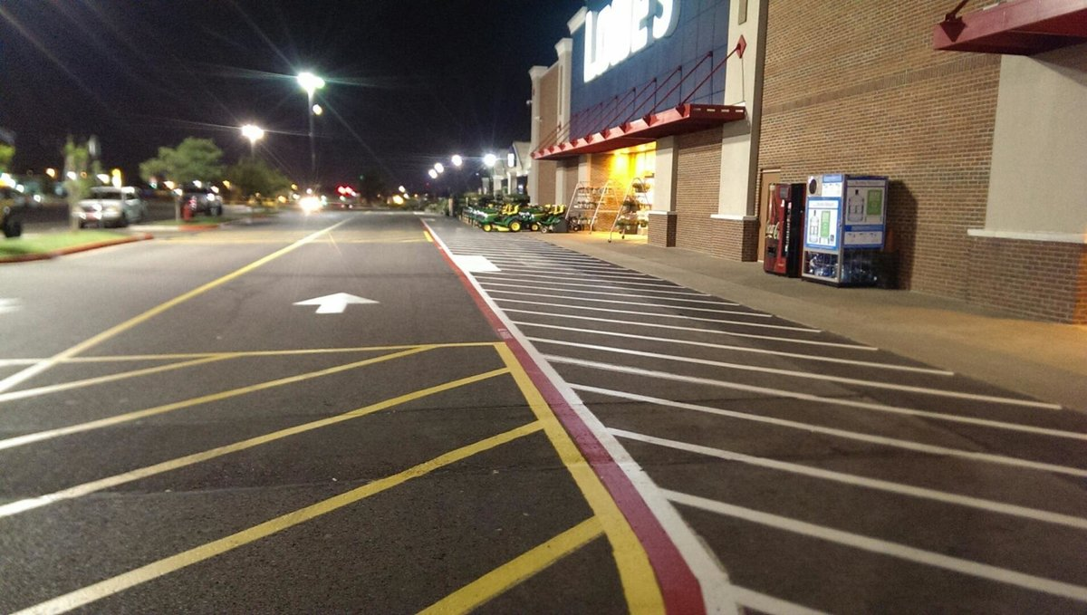 Lowes-Midwest City-Striping Pics (12)