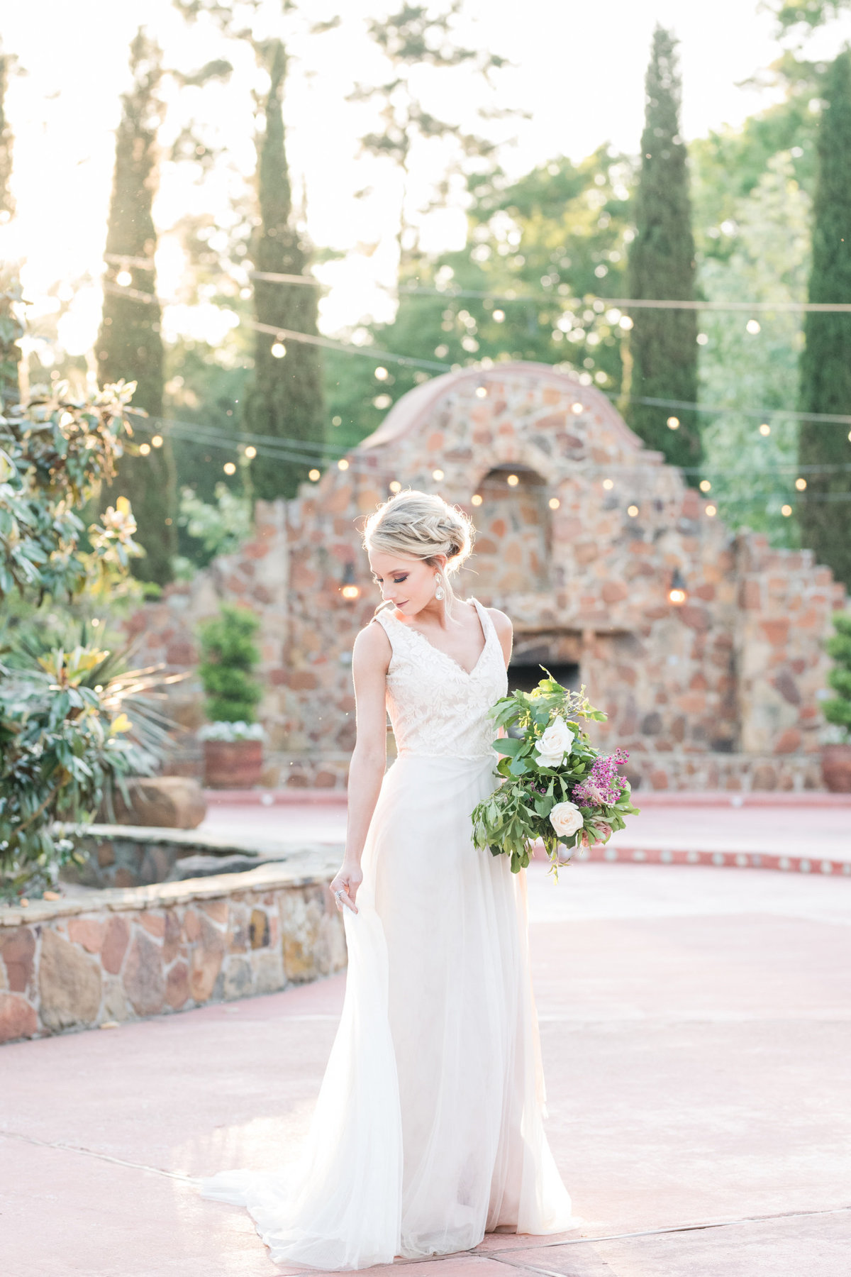 Madera Estates Bridal Portrait