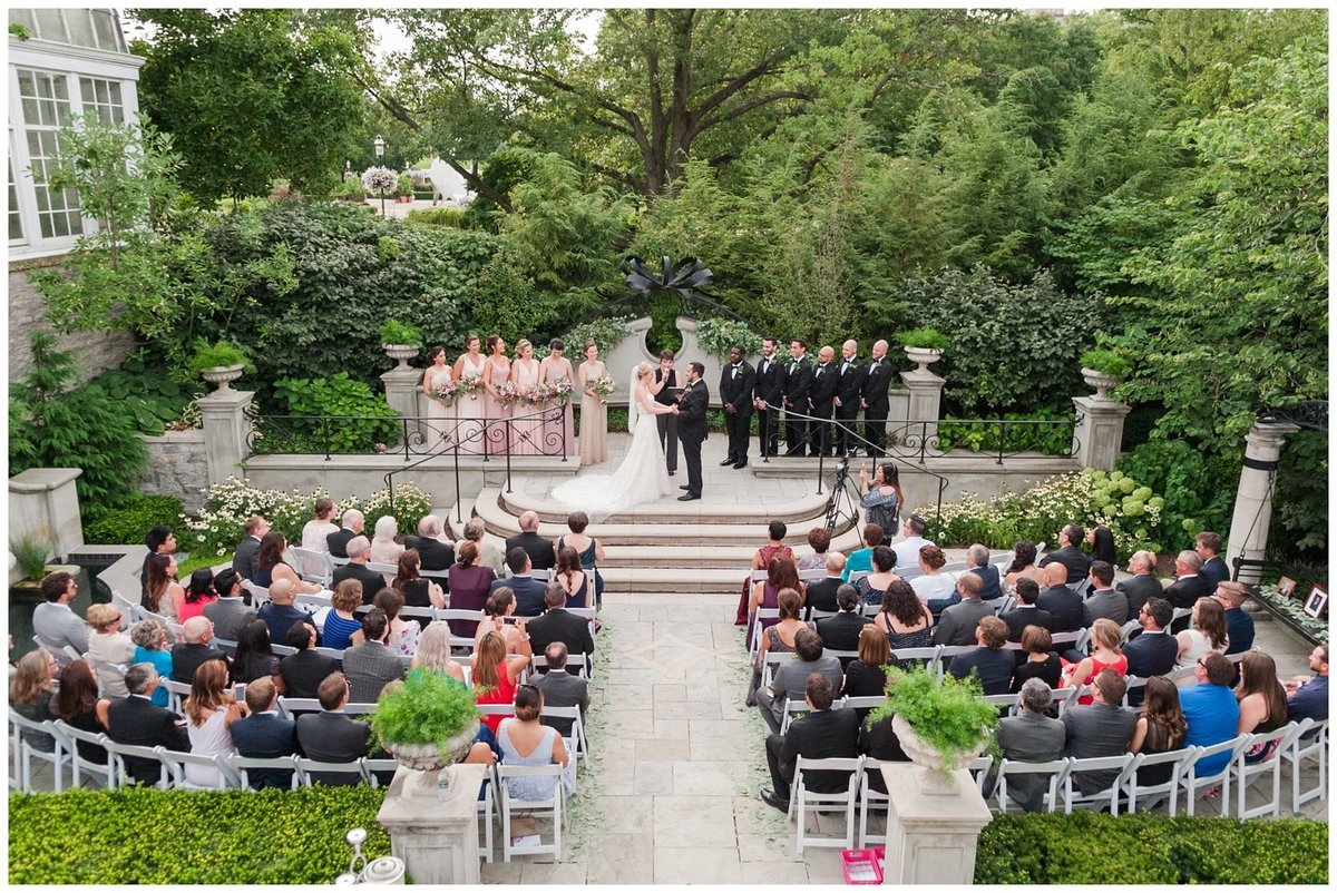 Franklin Park Conservatory Wedding The Palm House Bridal Garden Grove_0019