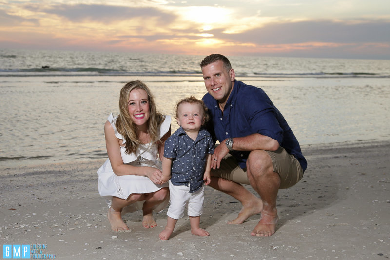 JW Marco Marriott Family Beach Session