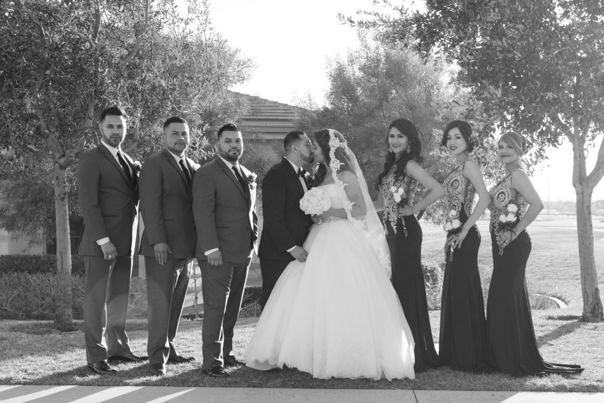Fontana 191-Black and White Chavez Wedding