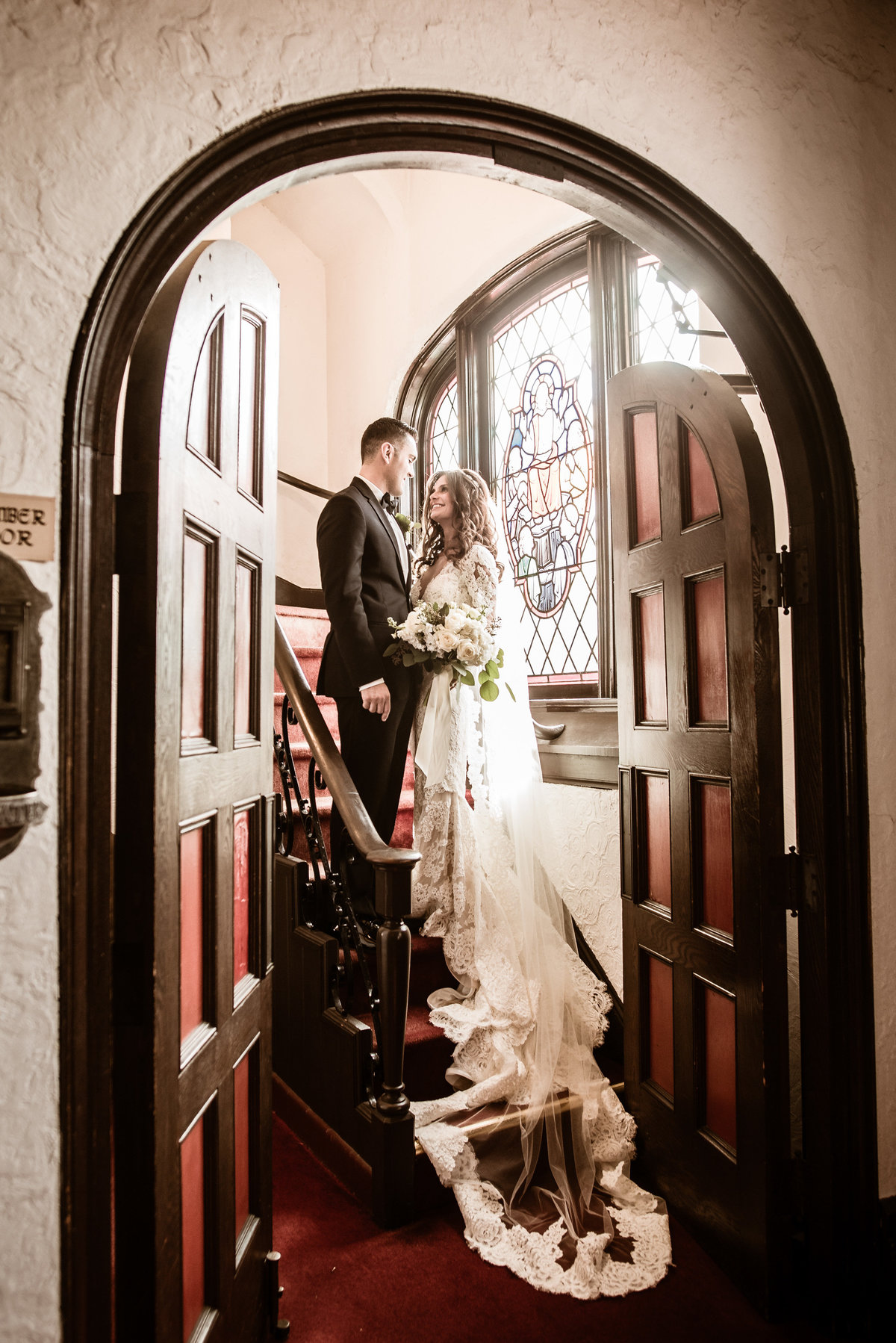 Anne Barge Dress - Raphael Vineyards - Imagine Studios Photography - Wedding Photographer
