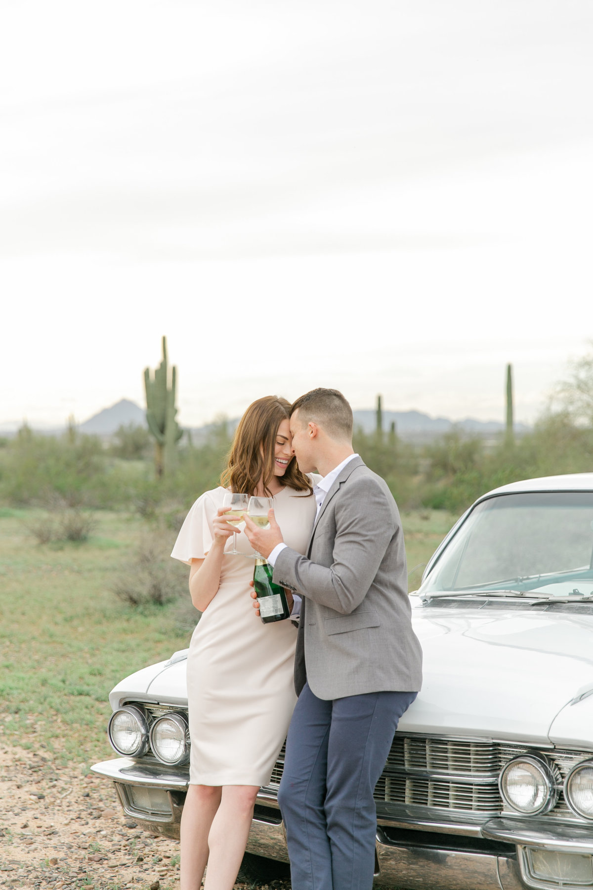 Karlie Colleen Photography - Arizona Engagement Photos- Chacey & Stefan-63