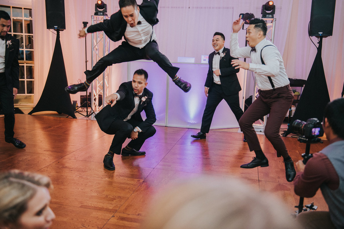 Vizcaya Fun Wedding