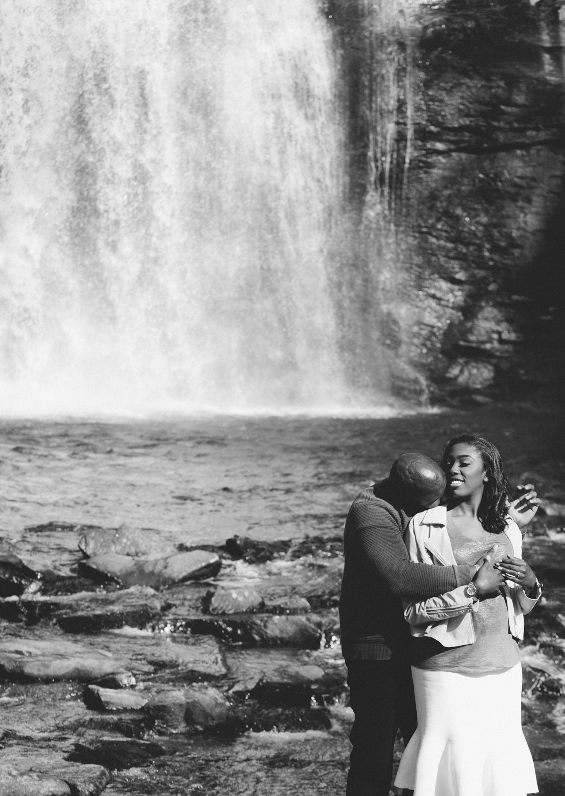 Looking_Glass_Falls_Engagement_Photography_BriMcDanielPhotography-22