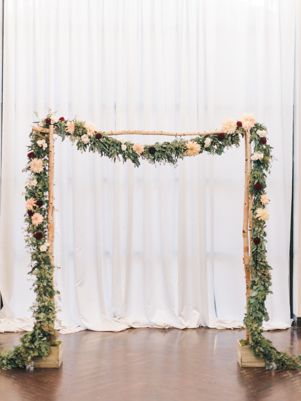 Life in Bloom Best Chicago Wedding Florist and Event Designers 19 East11