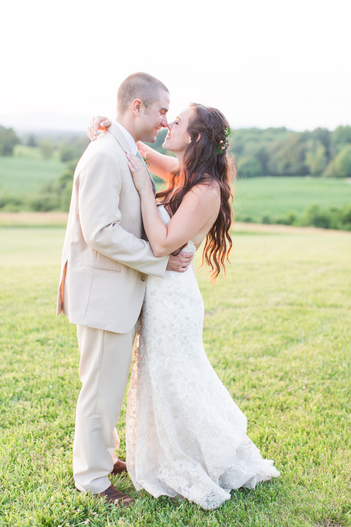 Orange VA Wedding Photographer