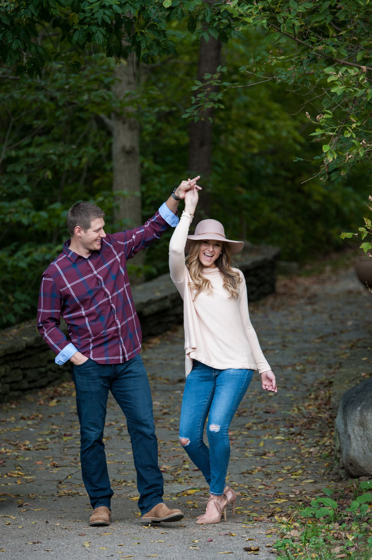 Cincinnati Engagement Photograpy Glenwood Gardens23