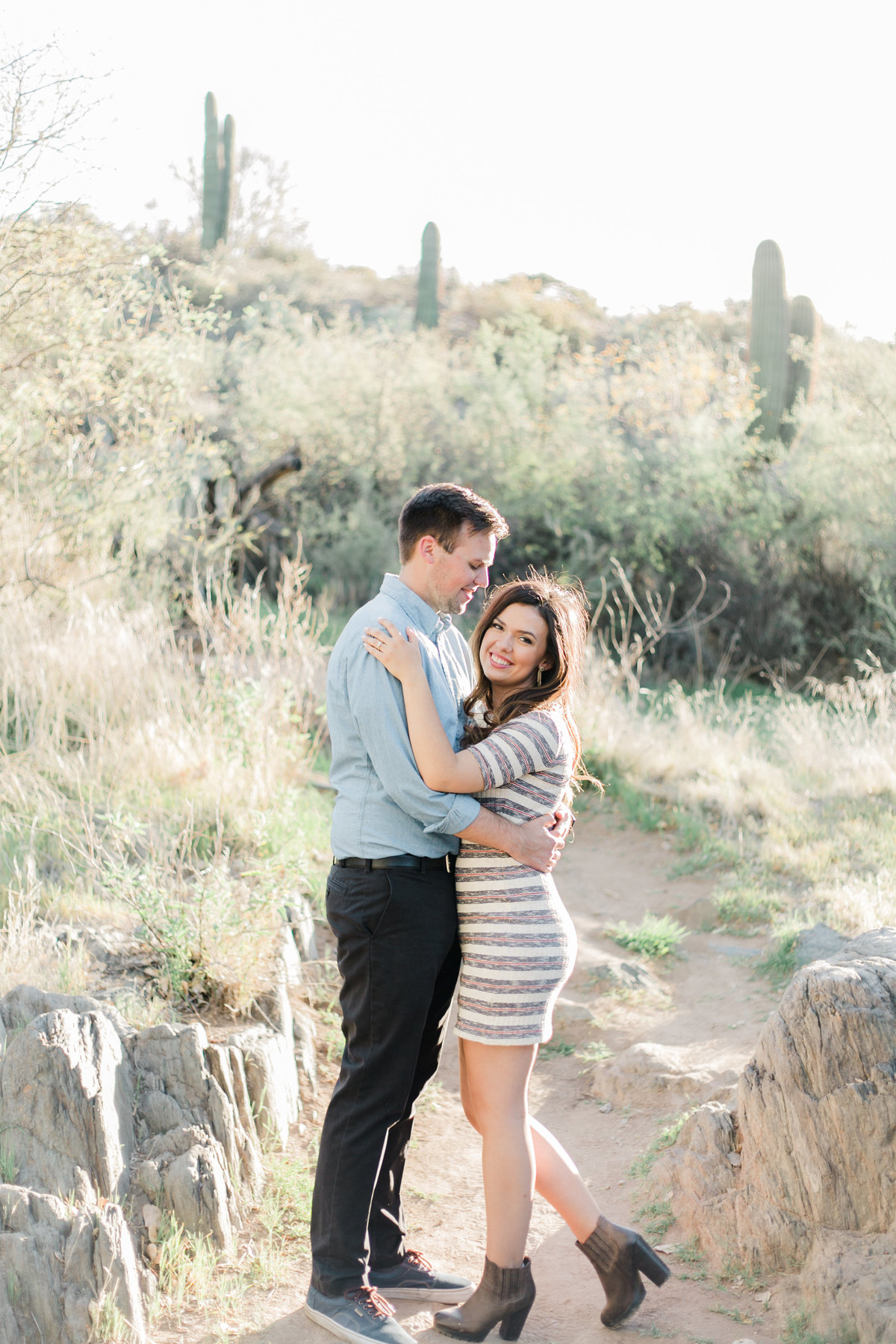 Karlie Colleen Photography - Claire & PJ - Engagement Session-193