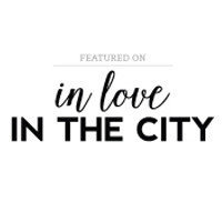 In Love in the City Badge