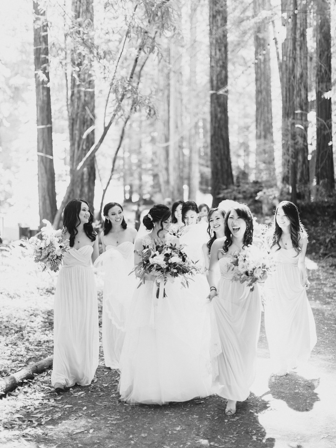 California Romantic Fine Art Wedding Photography at Chenoweth Woods \ Northern California Film Wedding Photographer_0062
