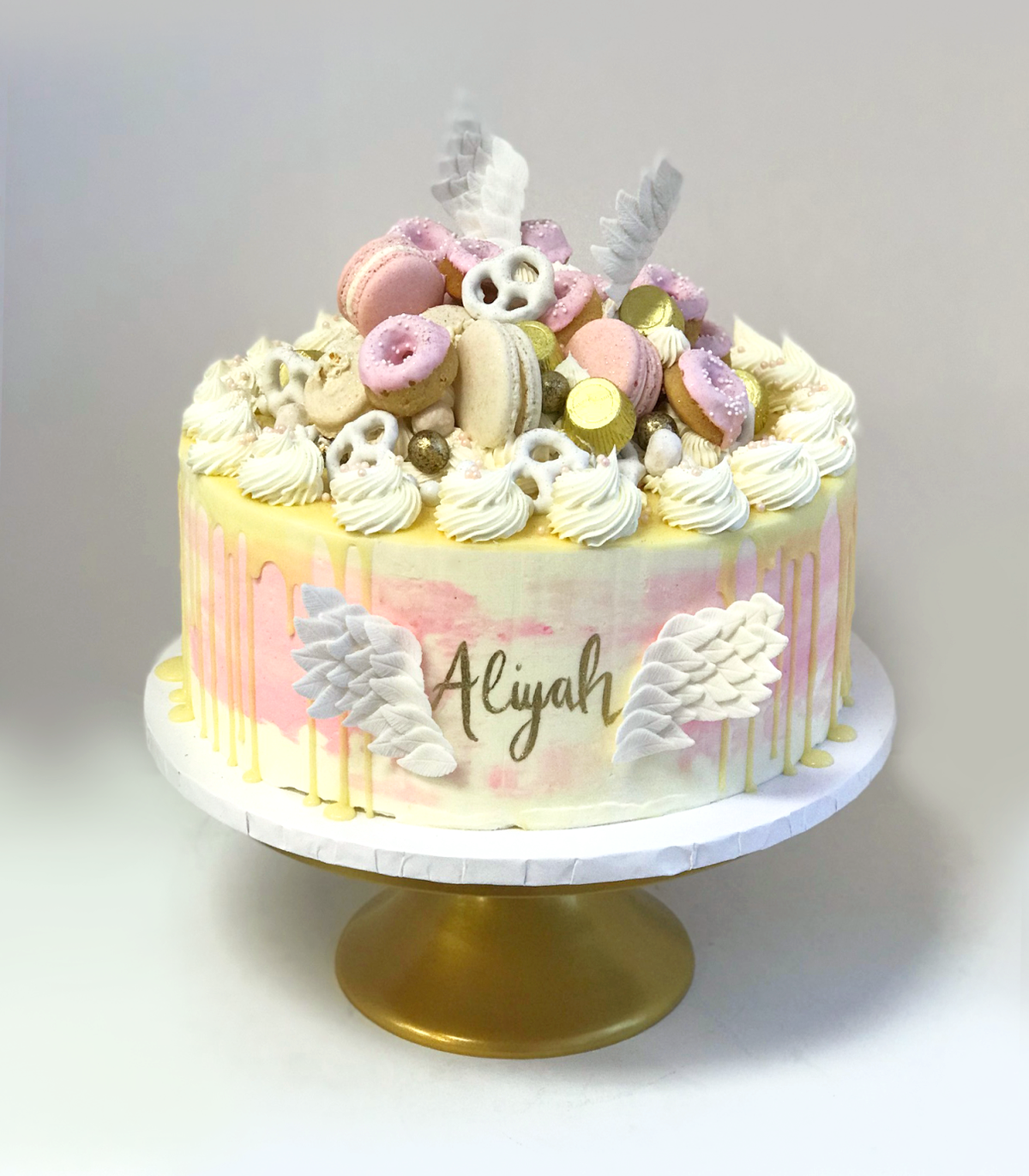 Whippt Desserts - Angel Cake June 2018