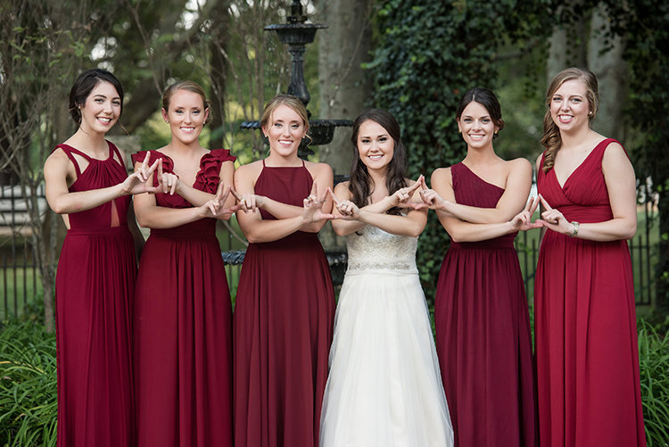 kappa-delta-bridesmaids-crimson-dresses-bowling-green-kentucky-photographer