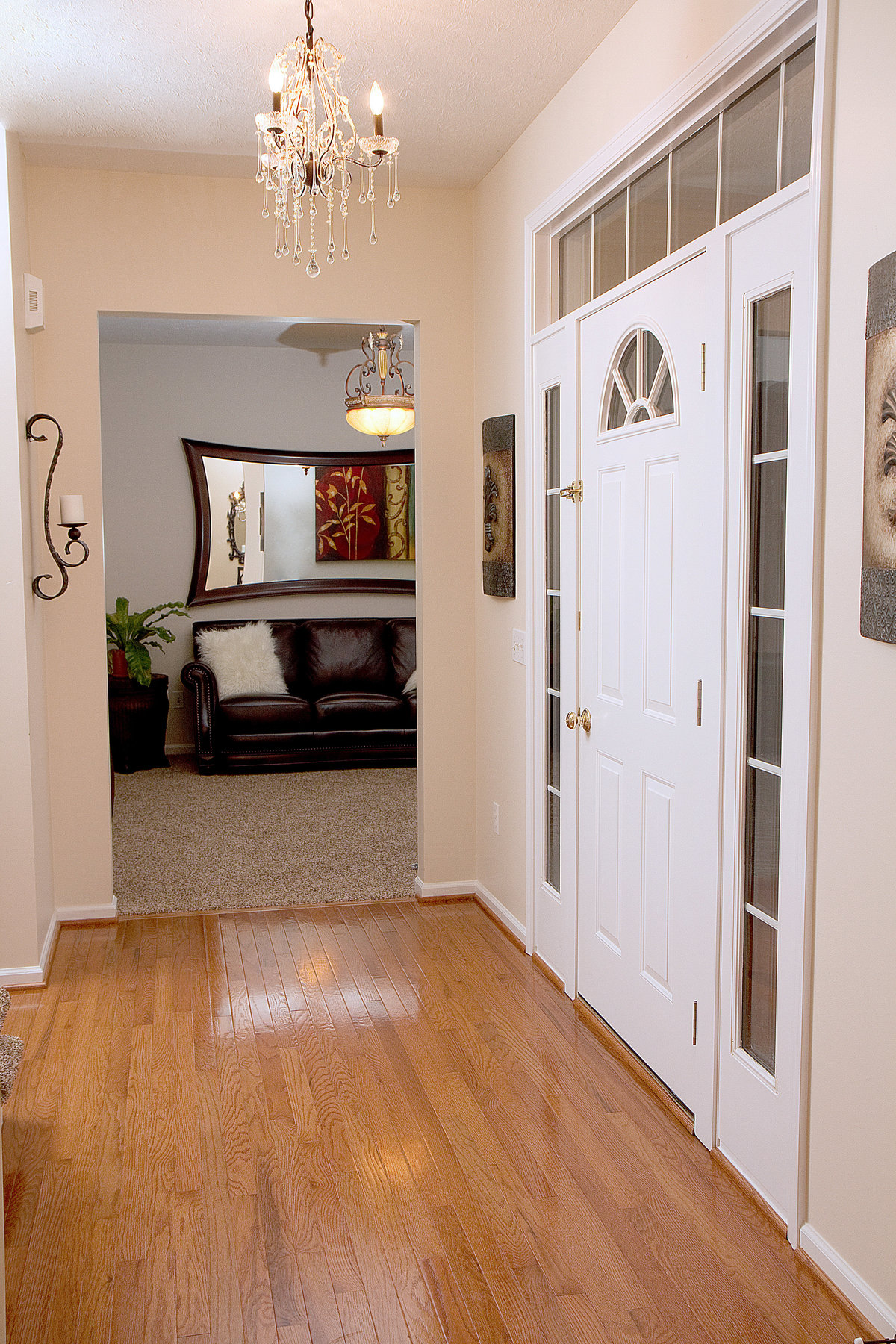 Real Estate Foyer