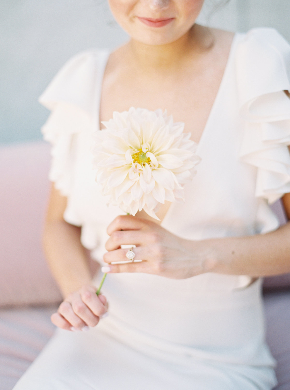 Raela is a Charleston wedding planner with a heart for intentional wedding design.
