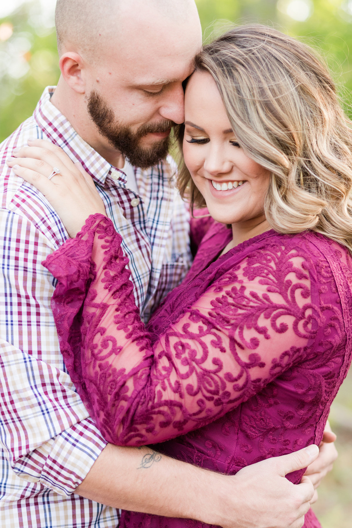 Greenville Engagement Photography | Jenny Williams Photography 2