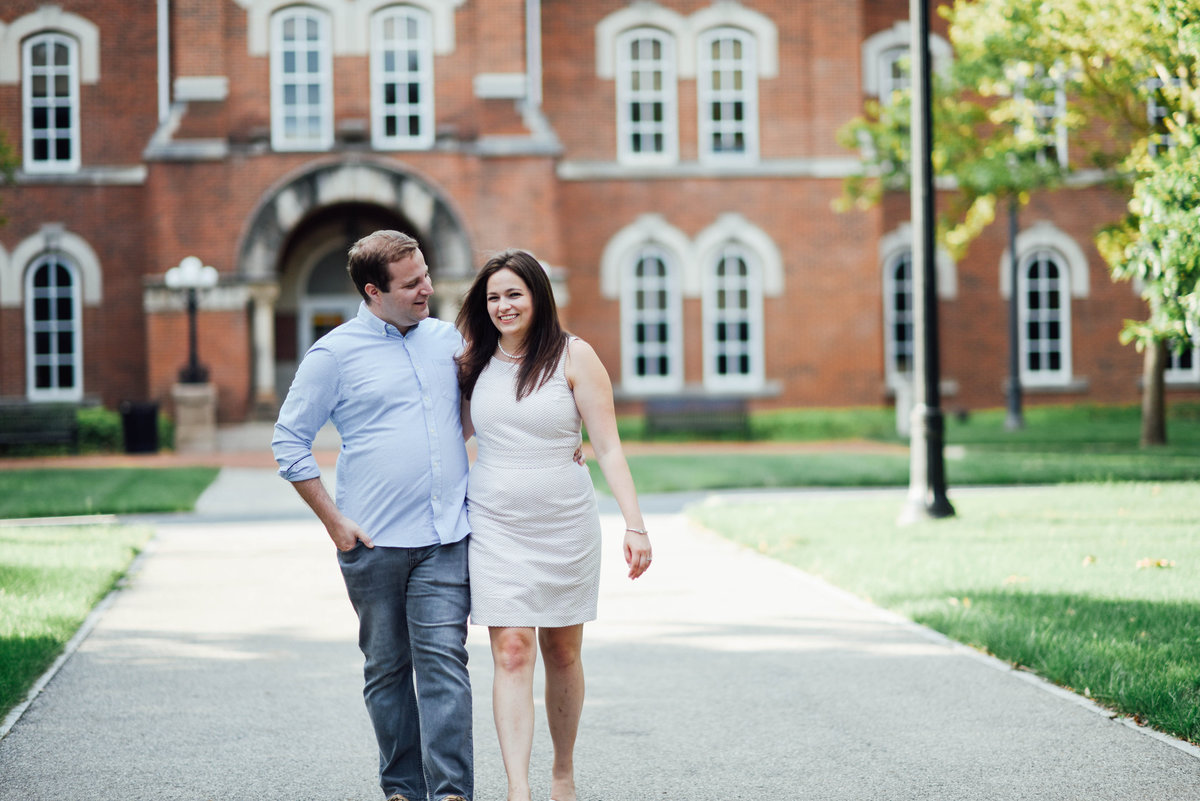 Columbus Engagement Photographer