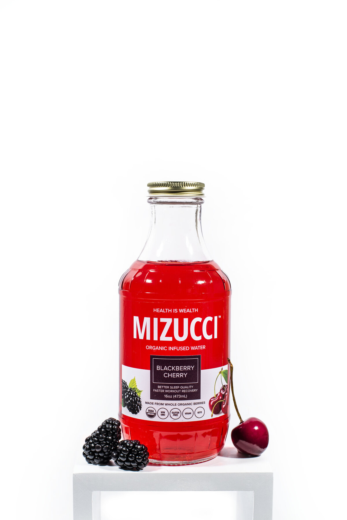 mizucci infused water los angeles product photographer