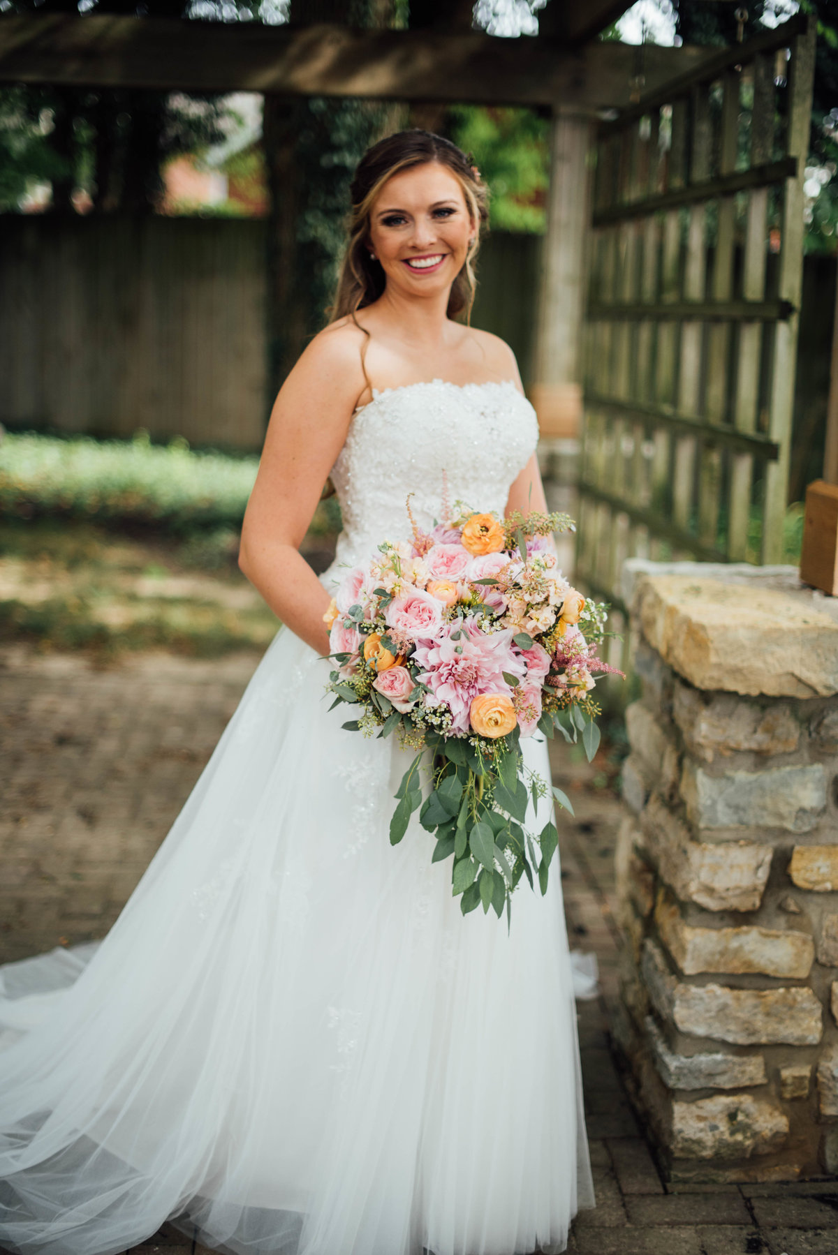 Dayton Ohio Bride