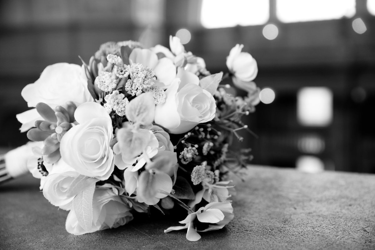 DeNeffe Studios wedding photography, macro image
