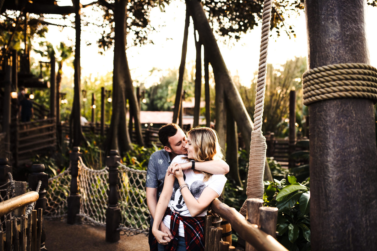 Ally & Brett's Disney Engagement Session (217 of 243)