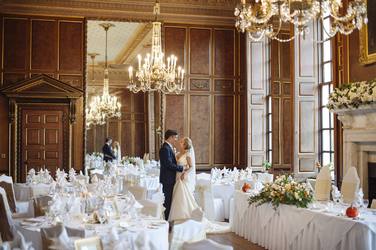 gosfield hall ball room