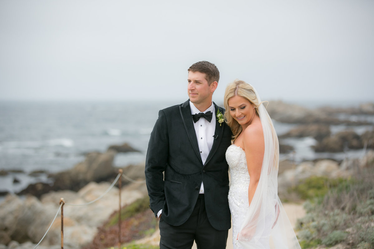 Monterey Country Club Wedding -  009