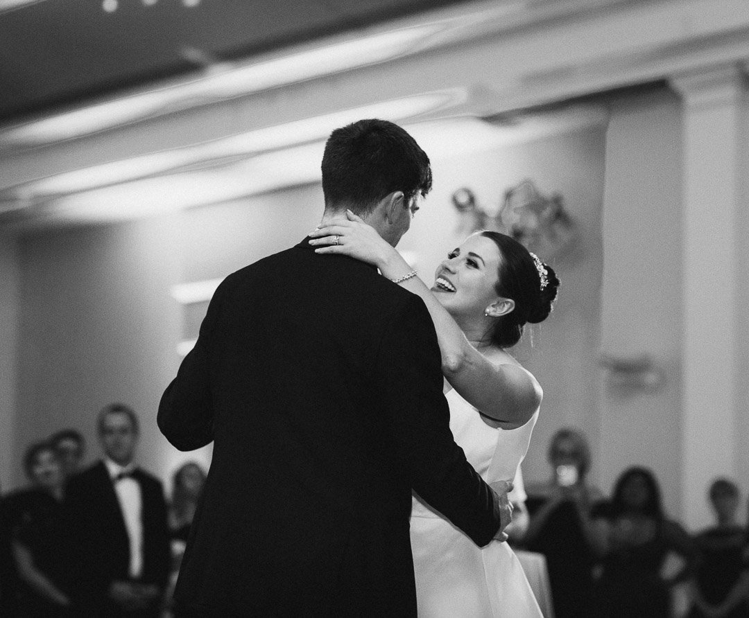 Swan House Atlanta Wedding Photography wedding dance