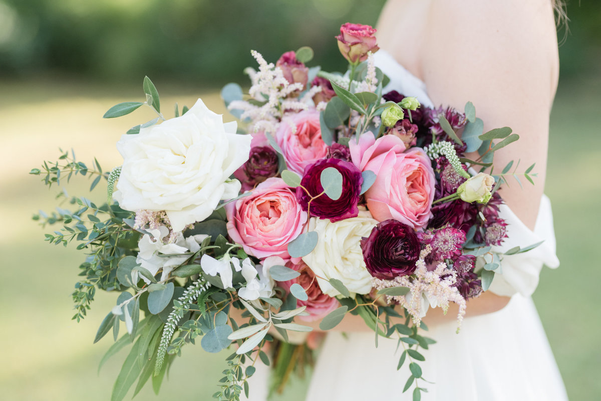 Bridal Bouquet by Stems ATX Floral
