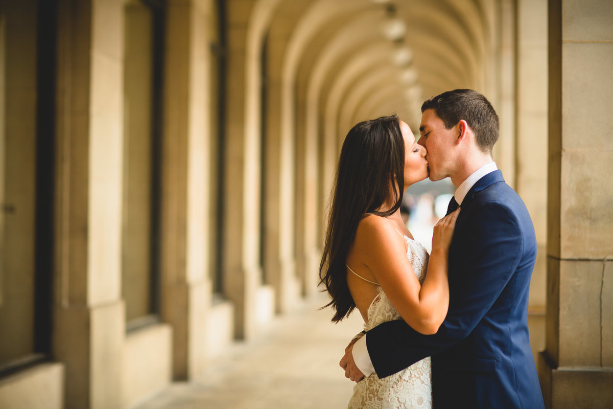 manchester wedding photographer library arches
