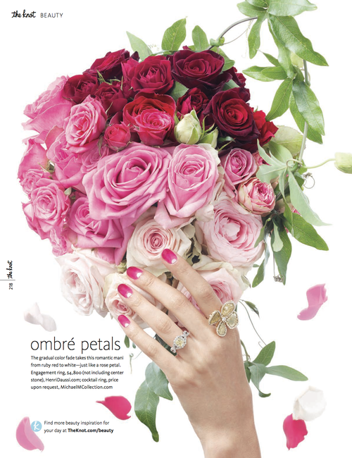 Sarah Kay Love Featured Work Bouquet Manicure Inspiration2