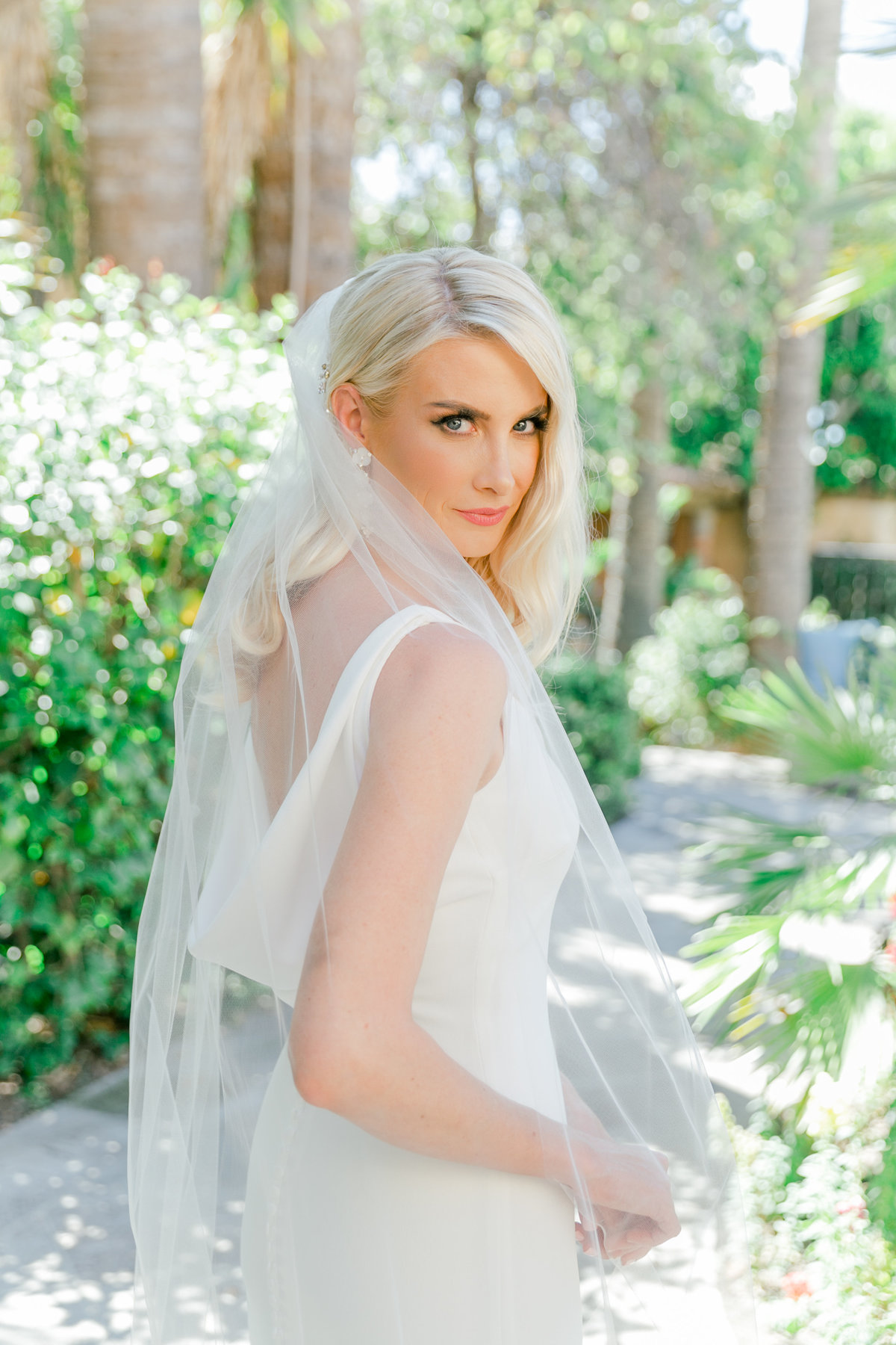 Karlie Colleen Photography - Arizona Wedding - Royal Palms Resort- Alex & Alex-51