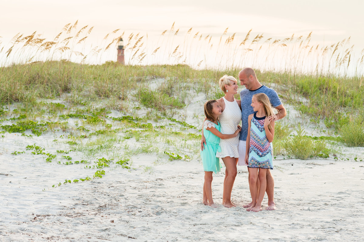 Ponce Inlet portrait photographer