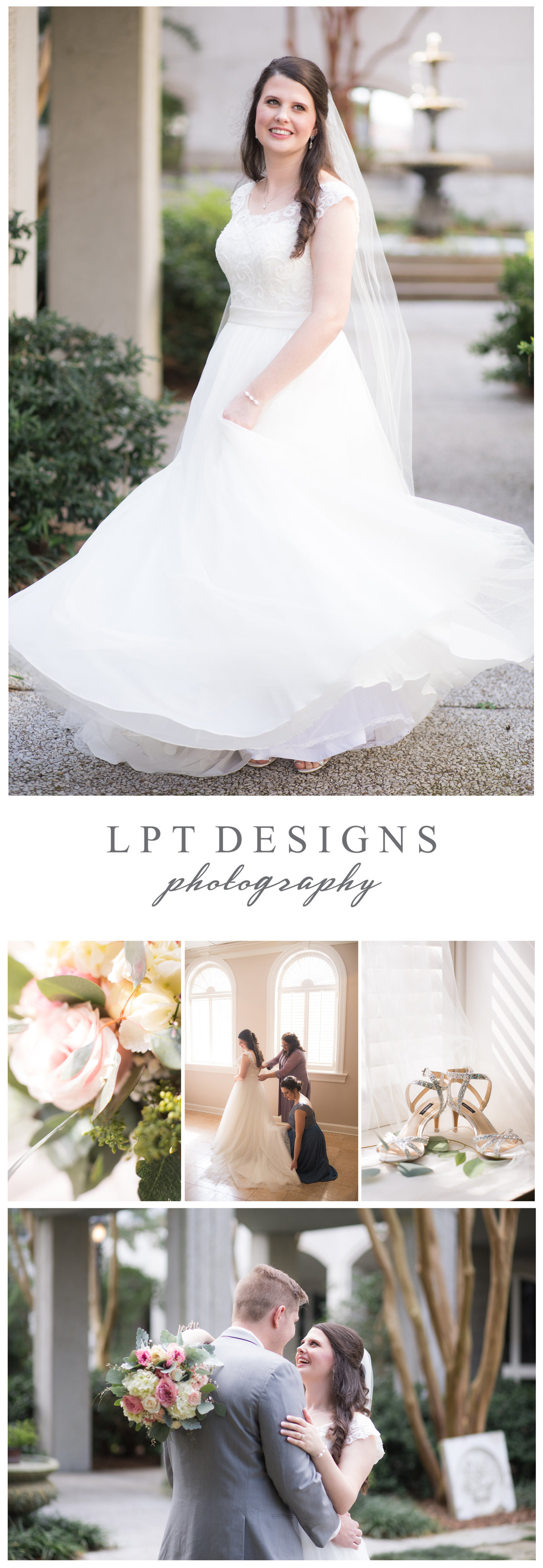 LPT Designs Photography Lydia Thrift Gadsden Alabama Fine Art Wedding Photographer WA 1