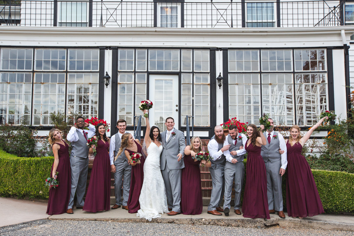 Beautiful Foresthill Wedding