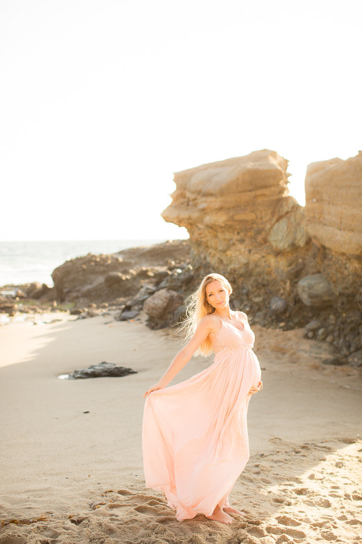 Laguna Beach Maternity Photos-5