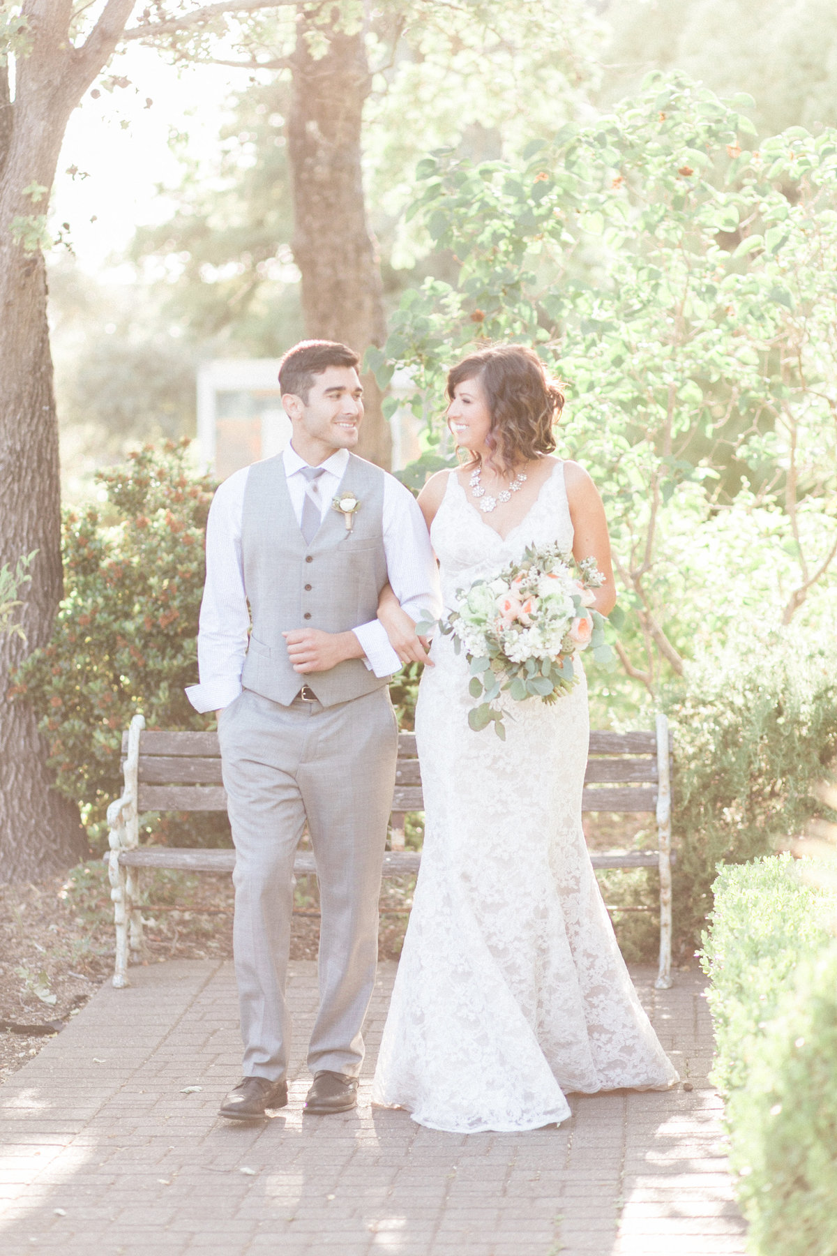 Evonne and Darren Bridal Couples