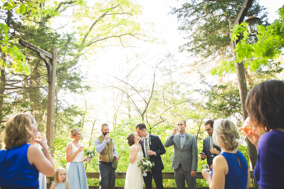 Starved Rock wedding