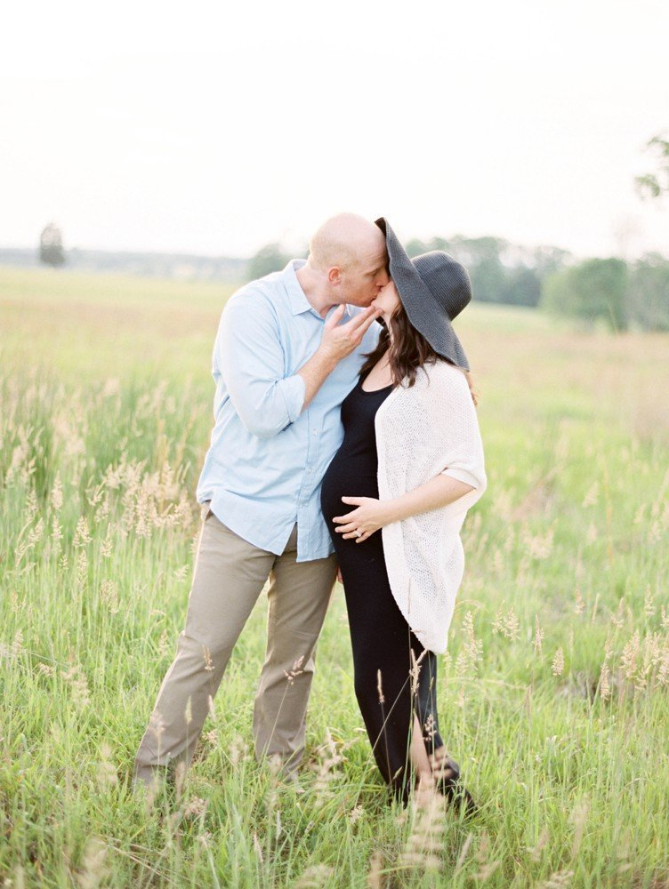 Rebekah Emily Photography Northern Virginia Photographer Film Maternity Session_0016
