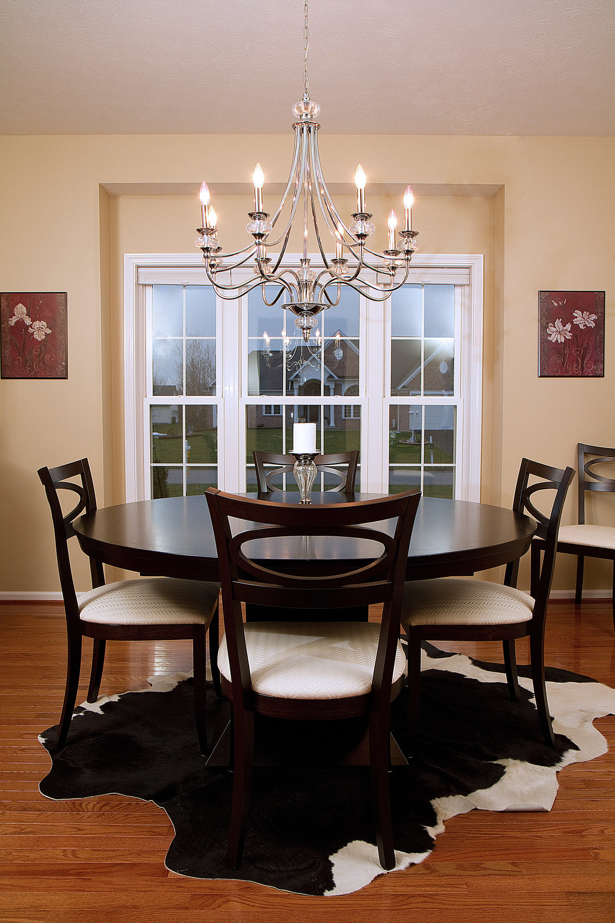 Real Estate Formal Dining Room