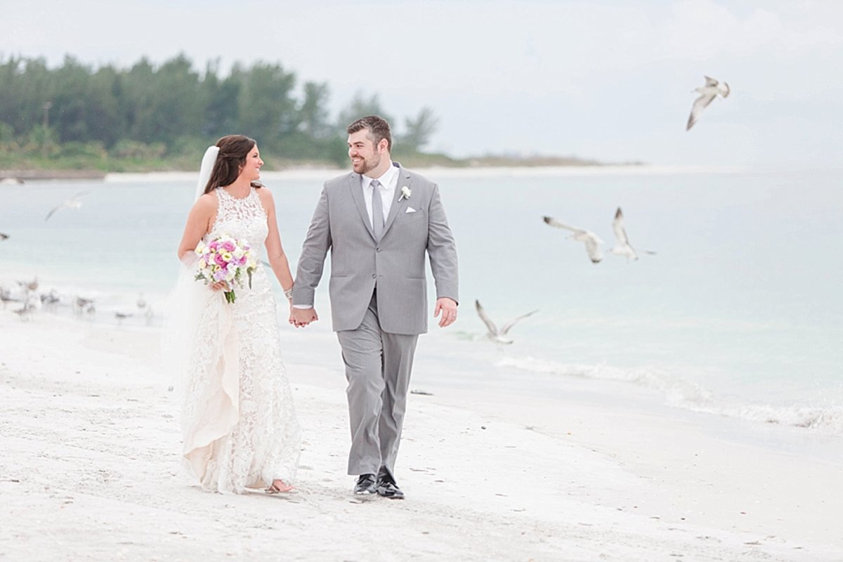 sarasota beach wedding photography
